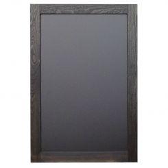 kreidetafel mit holzrahmen g nsitg online kaufen. Black Bedroom Furniture Sets. Home Design Ideas
